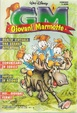 Cover of Giovani Marmotte n. 1