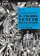 Cover of Il colore venuto dallo spazio