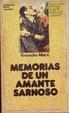 Cover of Memorias de un amante sarnoso