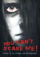 Cover of You Can't Scare Me!