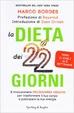 Cover of La dieta dei 22 giorni