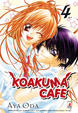 Cover of Koakuma Cafe Vol.4