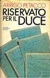 Cover of Riservato per il duce