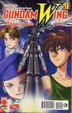 Cover of Gundam Wing vol. 9