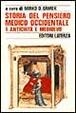 Cover of Storia del pensiero medico occidentale