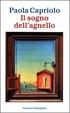 Cover of Il sogno dell'agnello