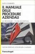 Cover of Manuale delle procedure aziendali