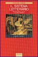 Cover of Il sistema letterario