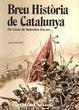 Cover of Breu història de Catalunya