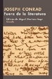 Cover of Fuera de la literatura