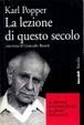 Cover of La lezione di questo secolo