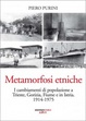 Cover of Metamorfosi etniche