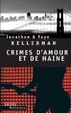 Cover of CRIME D'AMOUR ET DE HAINE