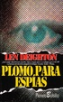 Cover of Plomo para espías