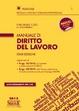 Cover of Manuale di Diritto del lavoro