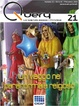 Cover of Query n. 21, anno VI, Primavera 2015