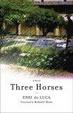 Cover of Three Horses