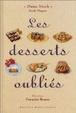 Cover of Les desserts oubliés