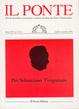 Cover of Il Ponte. Rivista di politica economia e cultura fondata da Piero Calamandrei, Anno LVII, nn. 10-11 (ottobre-novembre 2001)
