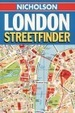 Cover of Nicholson London Streetfinder
