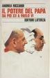 Cover of Il potere del papa da Pio XII a Paolo VI