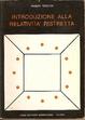Cover of Introduzione alla relatività ristretta