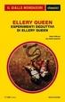 Cover of Esperimenti deduttivi di Ellery Queen