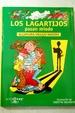 Cover of Los lagartijos pasan miedo