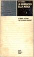 Cover of La grammatica della musica