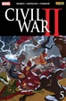 Cover of Civil War II #5