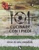 Cover of Cucinare con i piedi