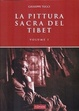 Cover of La pittura sacra del Tibet