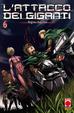 Cover of L'attacco dei giganti vol. 6