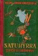Cover of Satuhyrrä pyörii jälleen