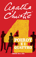 Cover of Poirot e i quattro