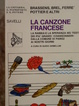 Cover of La canzone francese