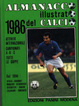 Cover of Almanacco illustrato del Calcio 1986