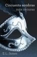 Cover of Cincuenta sombras más oscuras