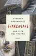 Cover of Shakespeare. Una vita nel teatro