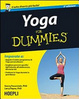 Cover of Yoga for dummies