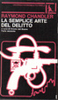 Cover of La semplice arte del delitto