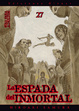Cover of La espada del inmortal #27 (de 30)