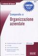 Cover of Compendio di organizzazione aziendale