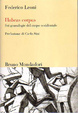 Cover of Habeas corpus