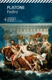 Cover of Fedro. Testo greco a fronte