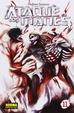 Cover of Ataque a los titanes #11