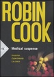 Cover of Medical suspense: Invasion­Esperimento­La cavia
