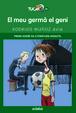 Cover of El meu germà el geni