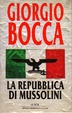 Cover of La repubblica di Mussolini
