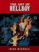 Cover of The Art of Hellboy SC